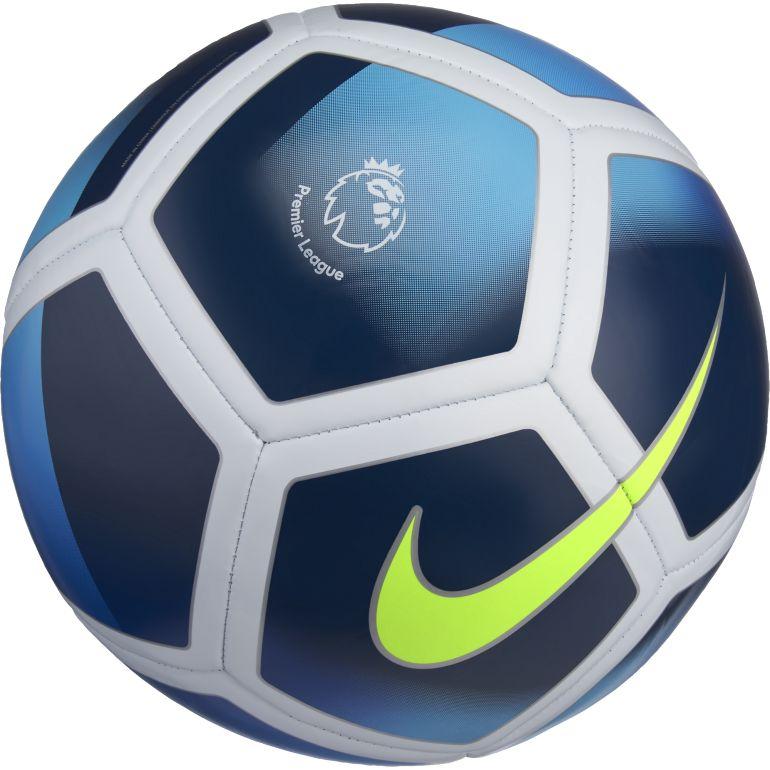 Ballon Premier League bleu 2017