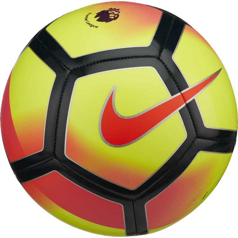 Ballon Premier League jaune 2017