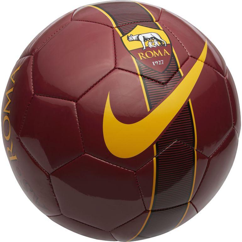 Ballon AS Roma rouge 2017