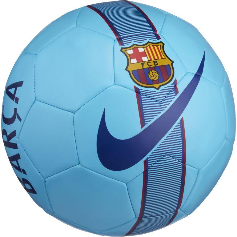 Ballon FC Barcelone bleu 2017