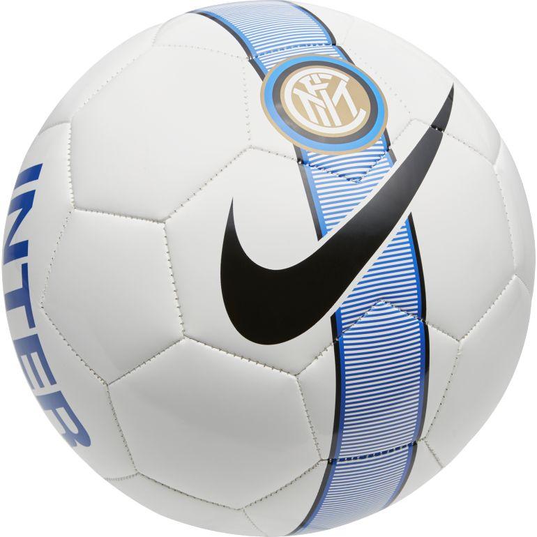 Ballon Inter Milan blanc 2017