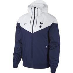 Coupe vent Tottenham bleu 2017/18