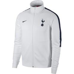 Veste survêtement Tottenham blanc 2017/18