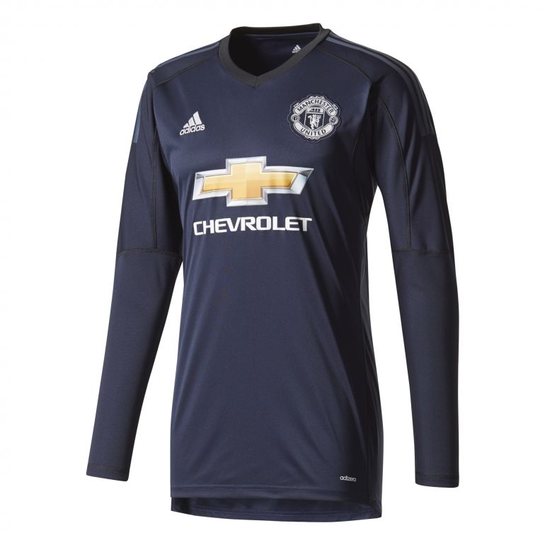 Maillot Gardien Manchester United domicile 2017/18