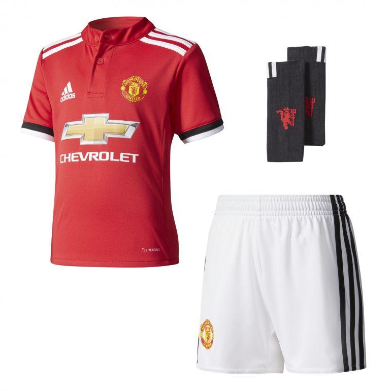 Tenue enfant Manchester United domicile 2017/18