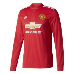 Maillot Manchester United manches longues domicile 2017/18