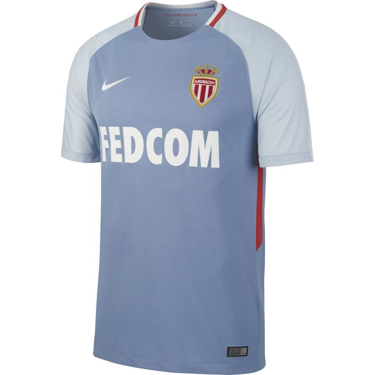 Maillot junior AS Monaco extérieur 2017/18