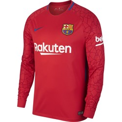 Maillot Gardien FC Barcelone rouge 2017/18