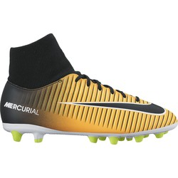 Mercurial Victory VI junior montantes synthétique orange