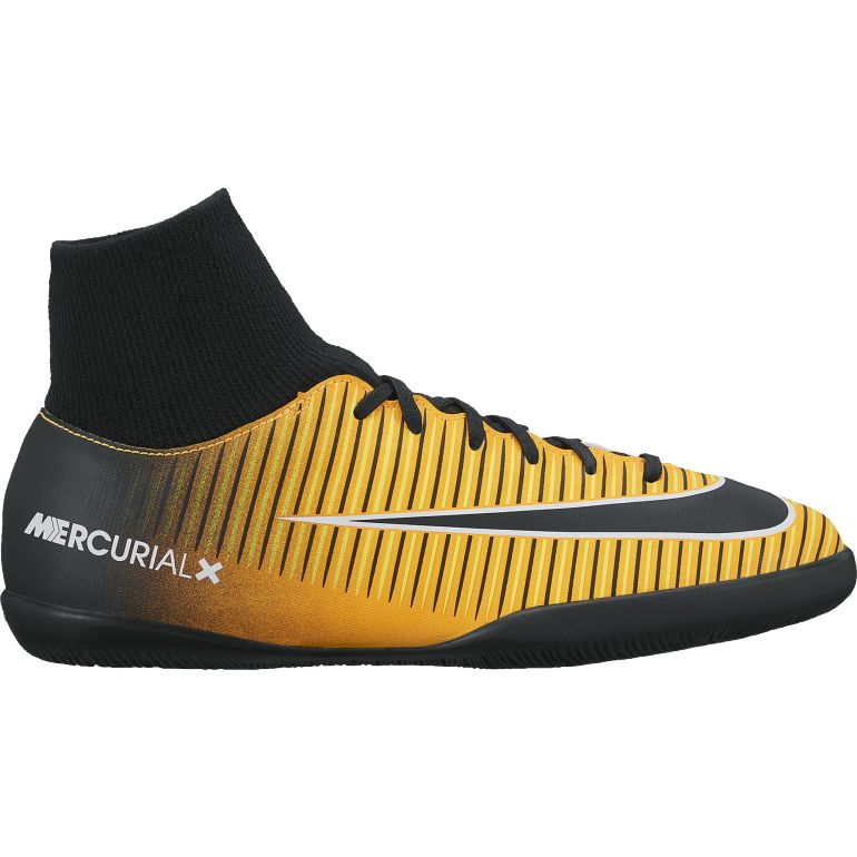 MercurialX Victory VI junior montantes indoor orange