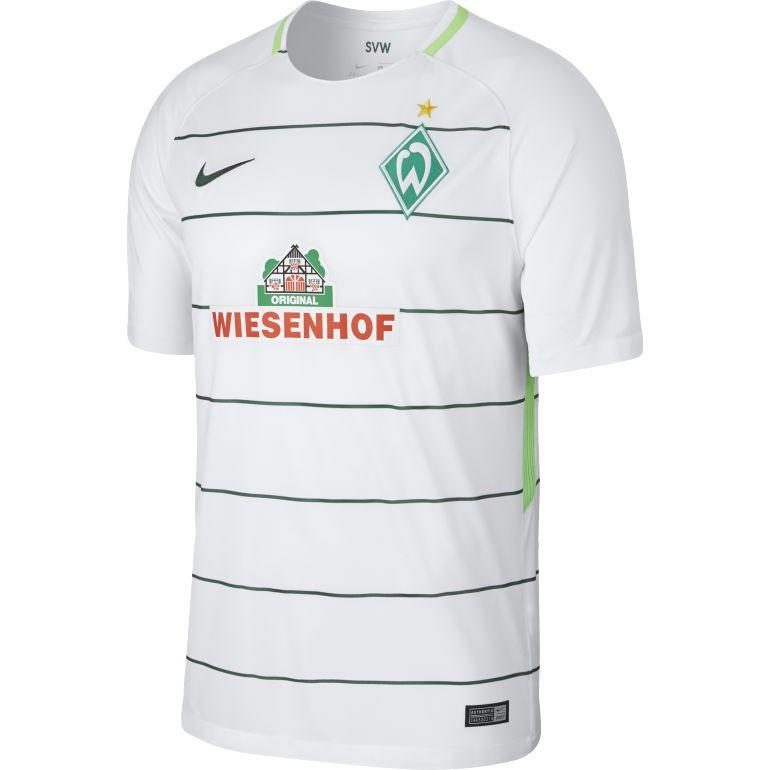 Maillot Werder Breme extérieur 2017/18