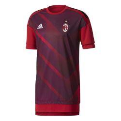 Maillot avant match Milan AC 2017/18