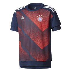 Maillot avant match junior Bayern Munich 2017/18