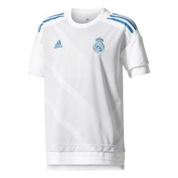 Maillot avant match junior Real Madrid 2017/18
