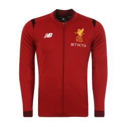 Veste survêtement Liverpool woven rouge 2017/18
