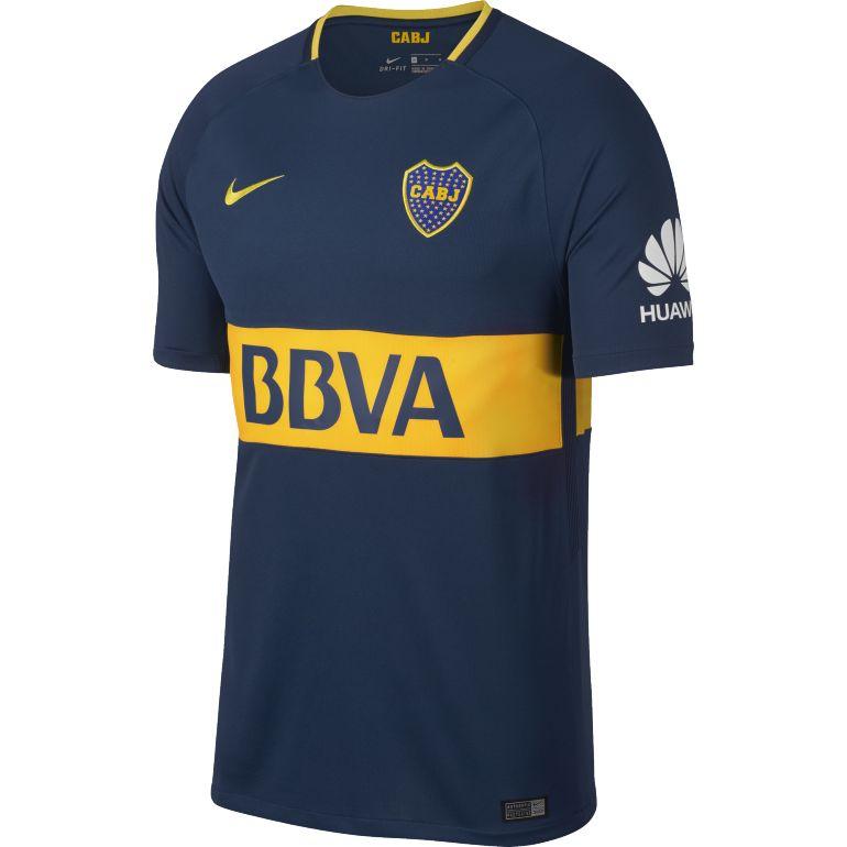 Maillot Boca Juniors domicile 2017/18