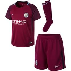 Tenue enfant Manchester City extérieur 2017/18