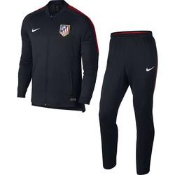 Ensemble survêtement Atlético Madrid noir 2017/18
