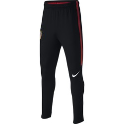 Pantalon survêtement junior Atlético Madrid noir 2017/18