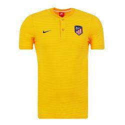 Polo Atlético Madrid authentique jaune 2017/18
