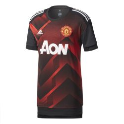 Maillot avant math Manchester United 2017/18