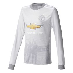Maillot junior Manchester United manches longues third 2017/18