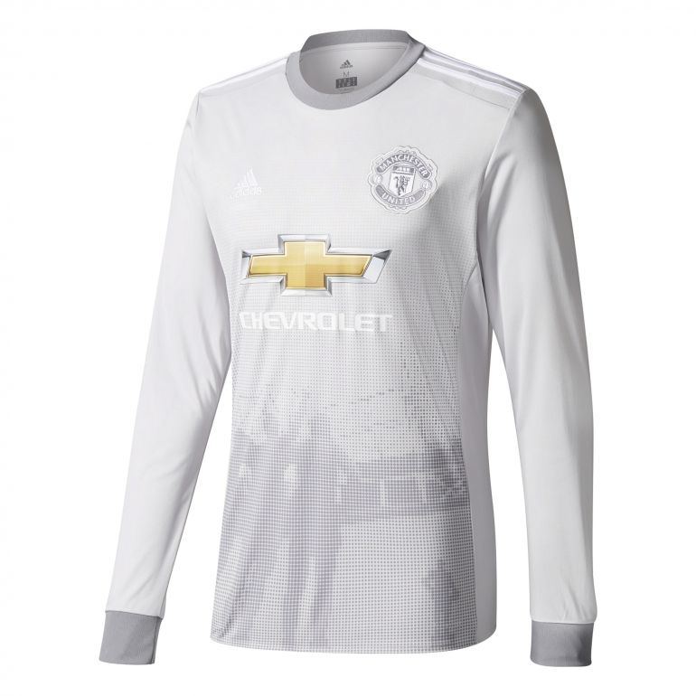 Maillot Manchester United manches longues third 2017/18