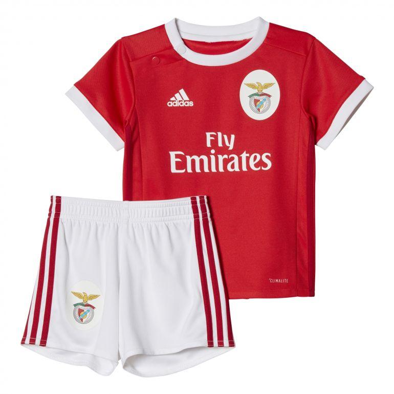 Tenue bébé Benfica domicile 2017/18