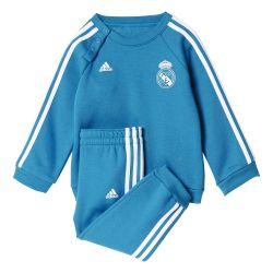 Ensemble survêtement enfant Real Madrid bleu 2017/18