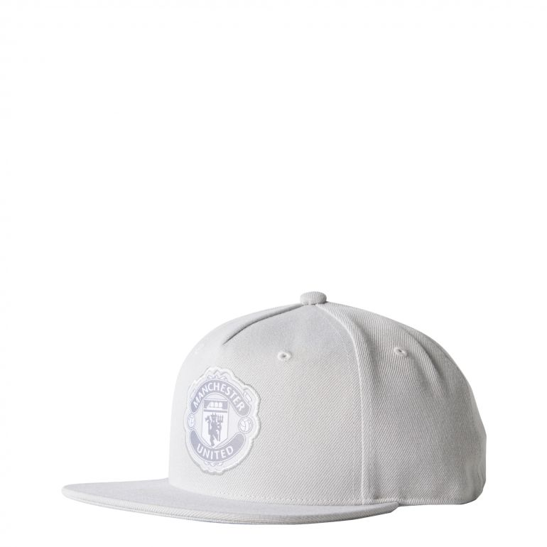 Casquette visière plate Manchester United third 2017/18