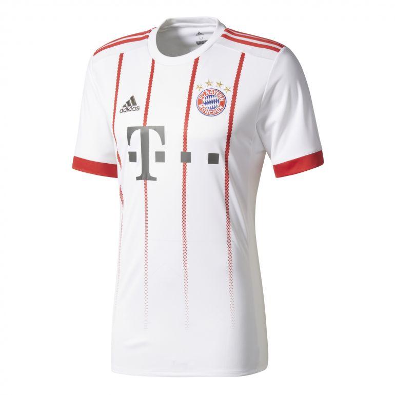 Maillot Bayern Munich Ligue des Champions 2017/18
