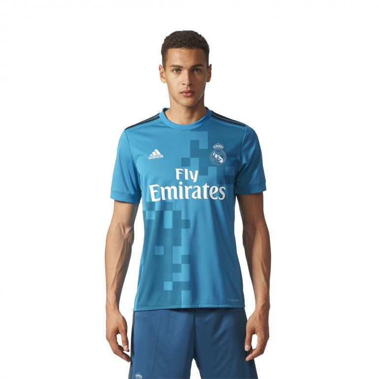 Maillot Real Madrid third 2017/18