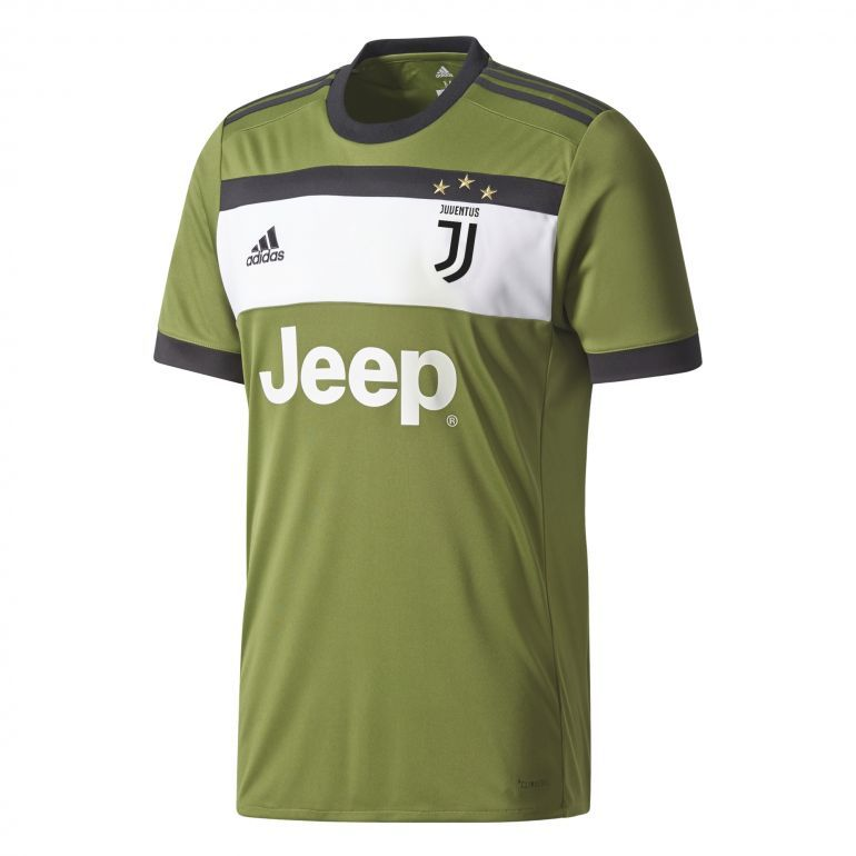 Maillot junior Juventus third 2017/18