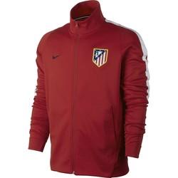Veste survêtement Atlético Madrid rouge 2017/18