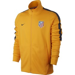 Veste survêtement Atlético Madrid jaune 2017/18