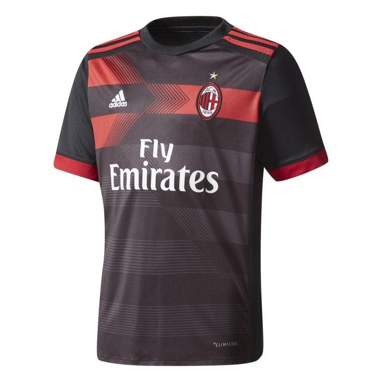 Maillot junior Milan AC Third 2017/18