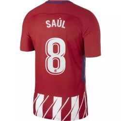Maillot Saúl Atlético Madrid domicile 2017/18