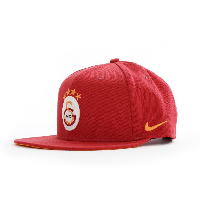 Casquette visière plate Galatasaray rouge 2017/18