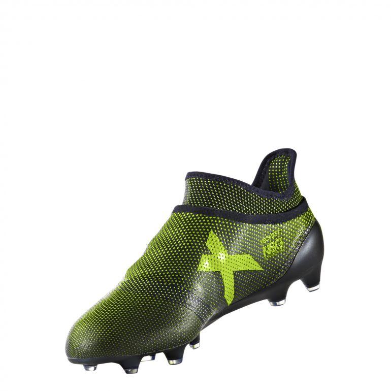 X 17+ Purespeed moulés vert