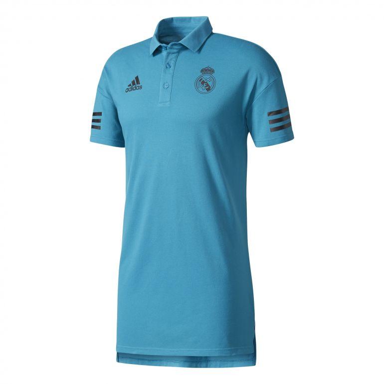 Polo Real Madrid europe bleu 2017/18