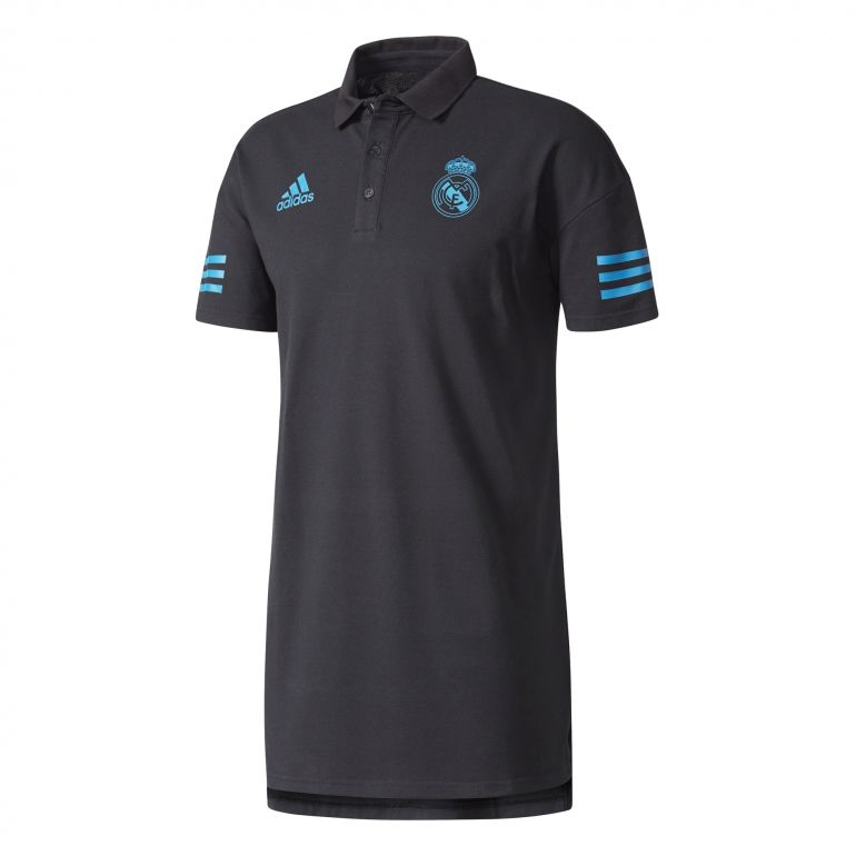 Polo Real Madrid europe noir 2017/18