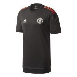 Maillot entraînement Manchester United europe noir 2017/18