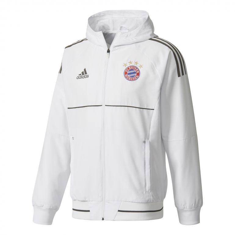 Veste Bayern Munich Ligue des Champions blanc 2017/18