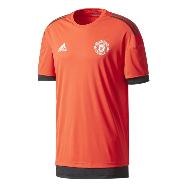 Maillot entraînement Manchester United europe rouge 2017/18