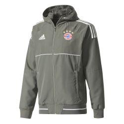Veste Bayern Munich Ligue des Champions gris 2017/18