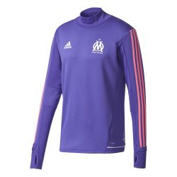 Sweat entraînement OM europe 2017/18
