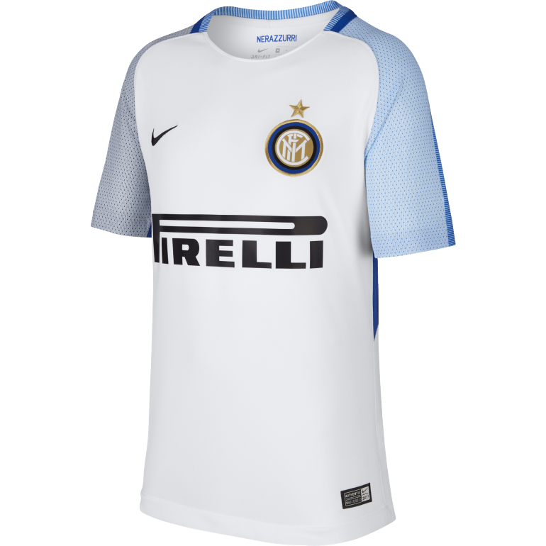 Maillot junior Inter Milan extérieur 2017/18