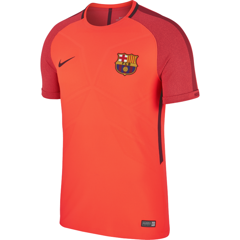 Maillot entraînement FC Barcelone third technique 2017/18