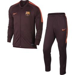 Ensemble survêtement FC Barcelone third fit 2017/18