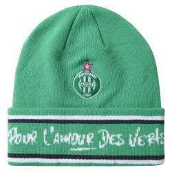 Bonnet ASSE vert